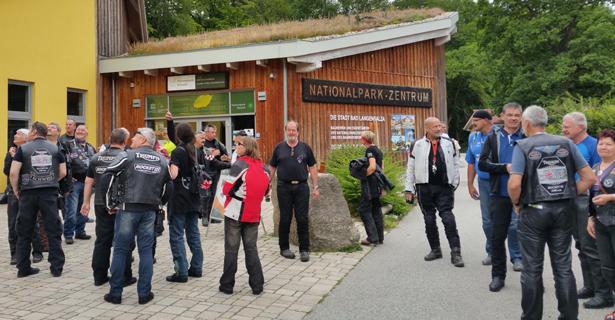 Forsthaus Thiemsburg Nationalpark Hainich