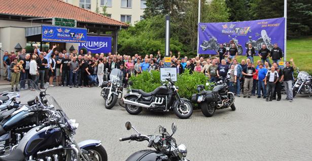 Rocketdays - Waldhotel Berghof - Luisenthal / Thüringen