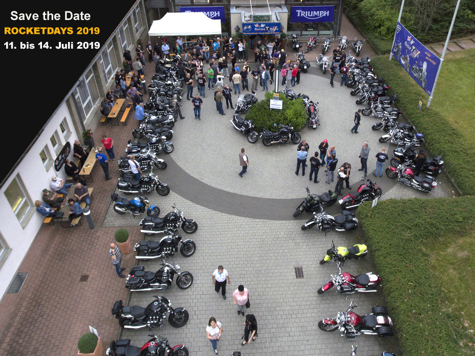Rocketdays 2019 - Foto: Christopher Kunow