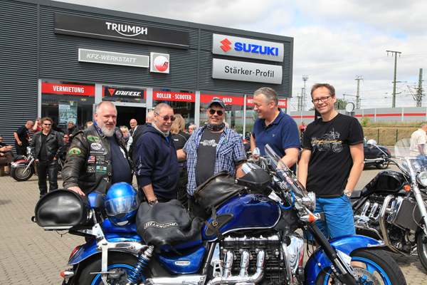 Triumph World Erfurt